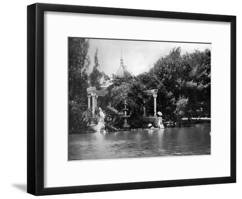 Zoological Gardens, Palermo Park, Buenos Aires, Argentina--Framed Art Print