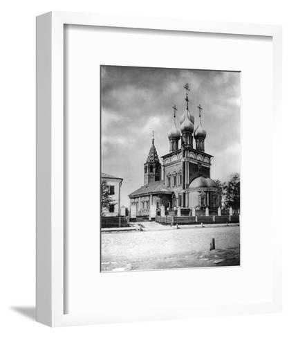 Church of the Deposition of the Robe, Moscow, Russia, 1882- Scherer Nabholz & Co-Framed Art Print