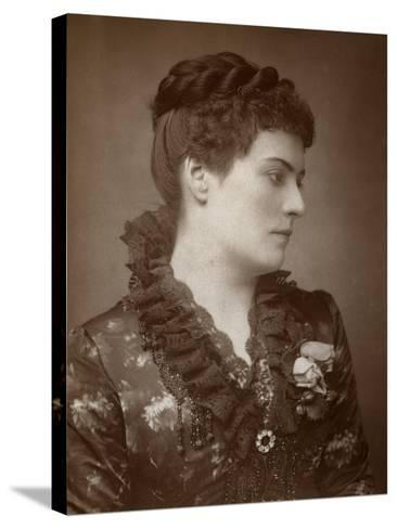 Sophie Eyre, British Actress, 1883--Stretched Canvas Print