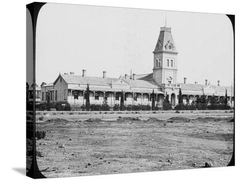 Government Buildings, Bloemfontein, South Africa, C1890--Stretched Canvas Print