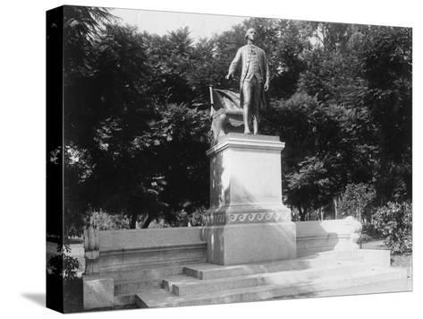 Statue of George Washington (1732-179), Buenos Aires, Argentina, 1927--Stretched Canvas Print
