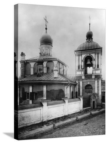 Church of the Conception of St Anna, Moscow, Russia, 1881- Scherer Nabholz & Co-Stretched Canvas Print