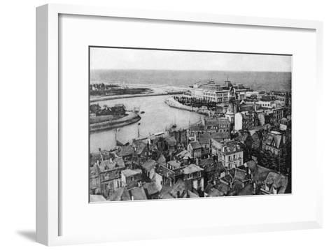 Trouville, France, C1920S--Framed Art Print