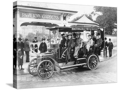 1906 Albion A3 12-Seater Charabanc, (C1906)--Stretched Canvas Print