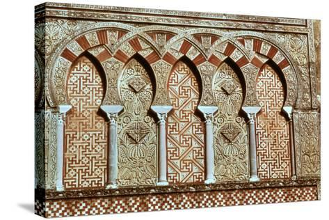 Grand Mosque, C8th - 11th Century--Stretched Canvas Print