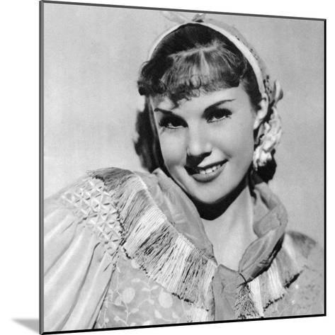 Joan Gardner, British Film Actress, 1934-1935--Mounted Giclee Print