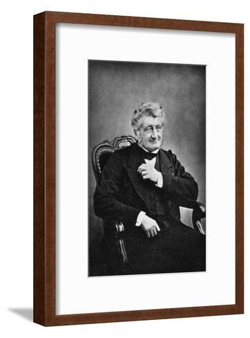Adolphe-Théodore Brongniart (1801-187)--Framed Art Print