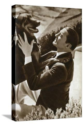 Clive Brook, English Actor, 1933--Stretched Canvas Print