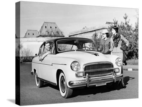 Fiat 1900A, C1954-C1958--Stretched Canvas Print