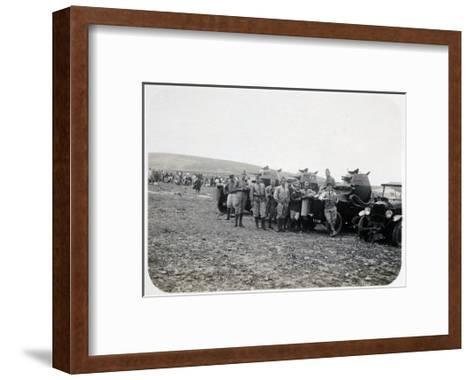 The French Foreign Legion, 20th Century--Framed Art Print