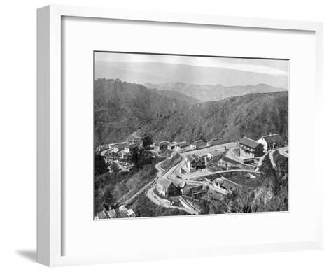 Newcastle, Jamaica, C1905-Adolphe & Son Duperly-Framed Art Print