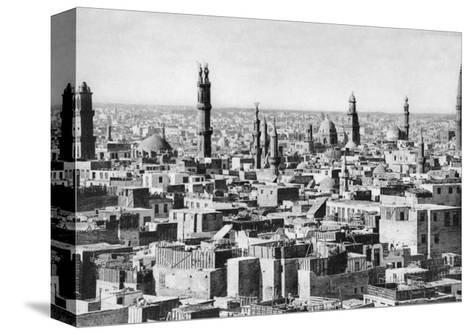 Cairo, Egypt, C1920S--Stretched Canvas Print