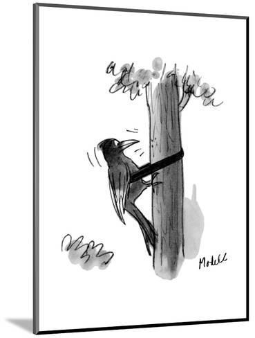 New Yorker Cartoon-Frank Modell-Mounted Premium Giclee Print