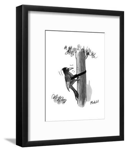 New Yorker Cartoon-Frank Modell-Framed Art Print