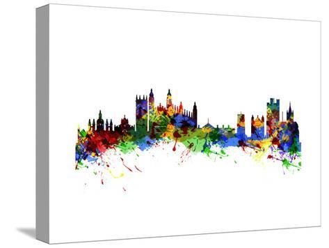 Cambridge England-chris2766-Stretched Canvas Print