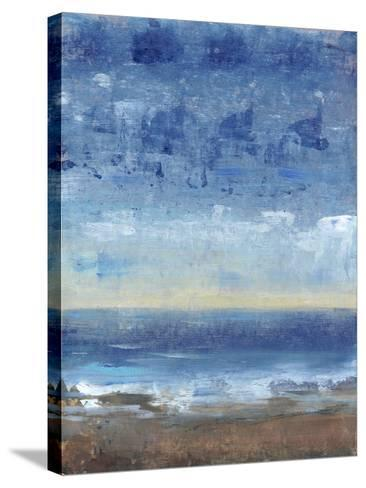 Calm Surf II--Stretched Canvas Print