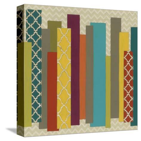 Patternscape II-June Erica Vess-Stretched Canvas Print