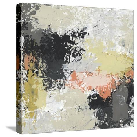 Gossamer Cloud II-June Vess-Stretched Canvas Print