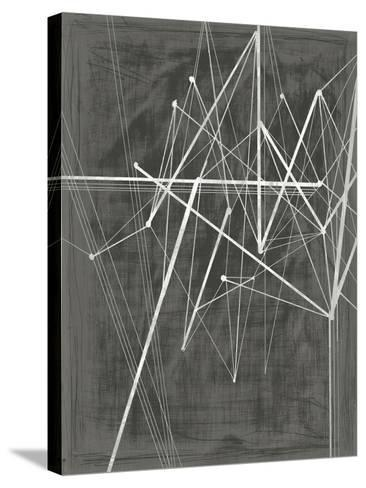 Vertices II-Ethan Harper-Stretched Canvas Print