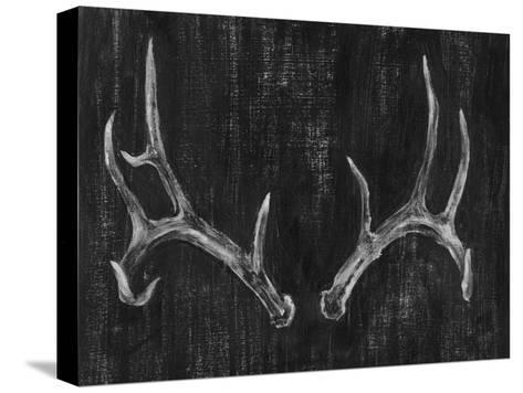 Rustic Antlers II-Ethan Harper-Stretched Canvas Print