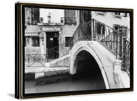 Hidden Passages, Venice II-Laura Denardo-Stretched Canvas Print