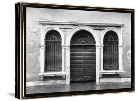 Hidden Passages, Venice V-Laura Denardo-Stretched Canvas Print