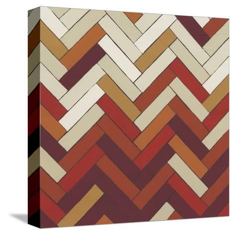 Parquet Prism III-June Erica Vess-Stretched Canvas Print