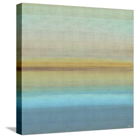 Beach Layers I-John Butler-Stretched Canvas Print