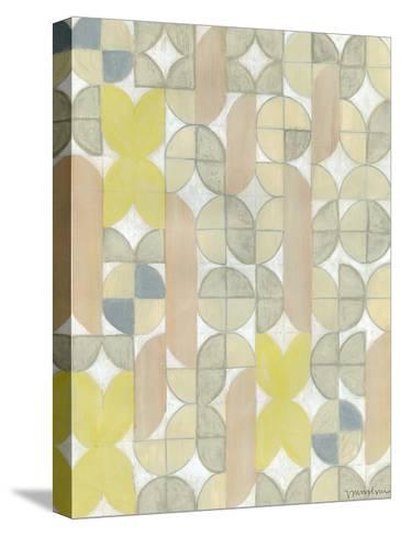 Radius Tile I-Vanna Lam-Stretched Canvas Print