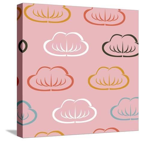 Clouds I-Nicole Ketchum-Stretched Canvas Print
