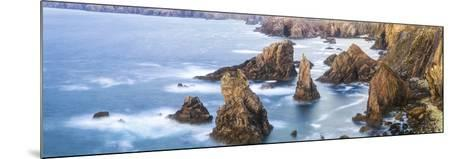 Mangersta, Isle of Lewis, Outer Hebrides, Scotland-Peter Adams-Mounted Photographic Print