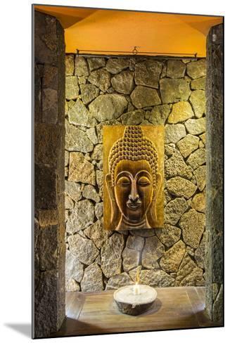 Yoga Room at the Spa in Beachcomber Dinarobin Hotel-Jon Arnold-Mounted Photographic Print