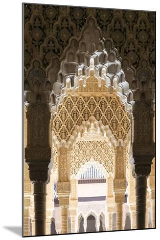 Spain, Andalusia, Granada. the Alhambra-Matteo Colombo-Mounted Photographic Print