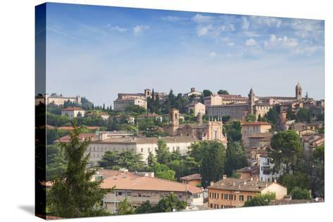 View of Perugia, Umbria, Italy-Ian Trower-Stretched Canvas Print