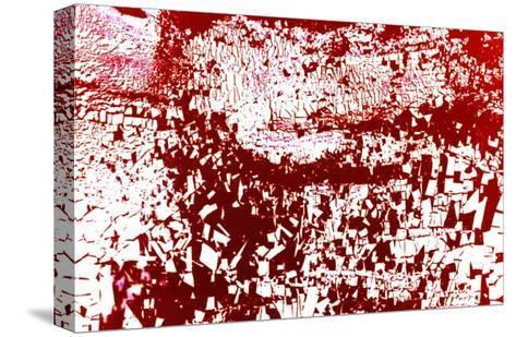 Study for NA_2 [Everybody Run!], 2002-Kika Pierides-Stretched Canvas Print