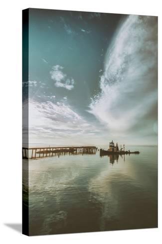 Polaris Cloudscape, Northern California--Stretched Canvas Print