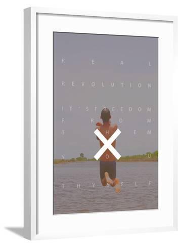 Freedom--Framed Art Print