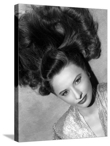Barbara Stanwyck--Stretched Canvas Print
