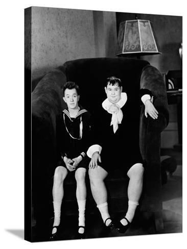 Brats, 1930--Stretched Canvas Print