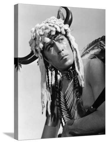 Buffalo Bill, 1944--Stretched Canvas Print
