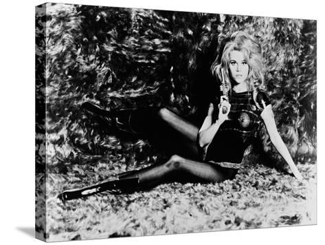 Barbarella, 1968--Stretched Canvas Print