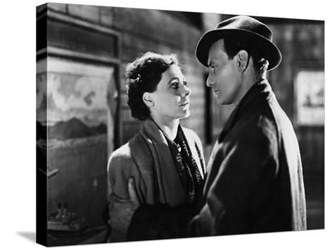 Brief Encounter, 1945--Stretched Canvas Print