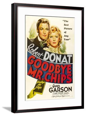 Goodbye, Mr. Chips, 1939--Framed Art Print