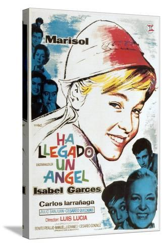 Ha Llegado Un Angel, 1961--Stretched Canvas Print