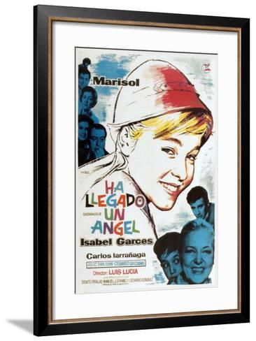 Ha Llegado Un Angel, 1961--Framed Art Print