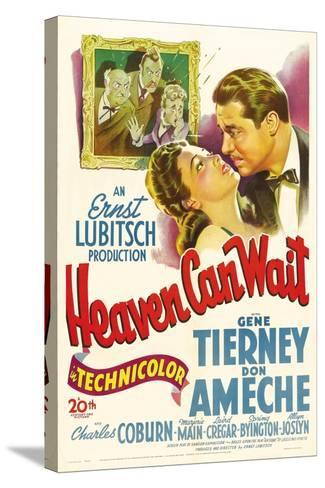 Heaven Can Wait, 1943--Stretched Canvas Print