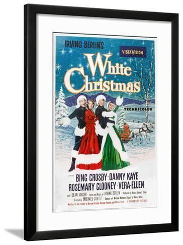 White Christmas, 1954--Framed Art Print