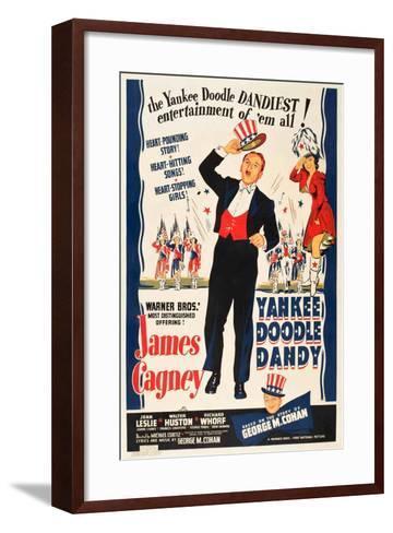 Yankee Doodle Dandy, 1942--Framed Art Print