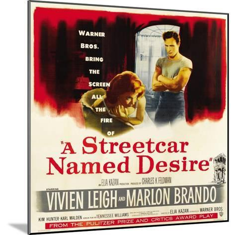 A Streetcar Named Desire, 1951--Mounted Giclee Print