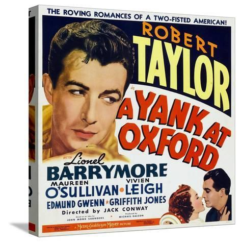 A Yank at Oxford, 1938--Stretched Canvas Print